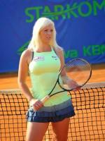 sport 20.04.10, Tadeja Majeric, sport, tenis, foto: Gregor Katic